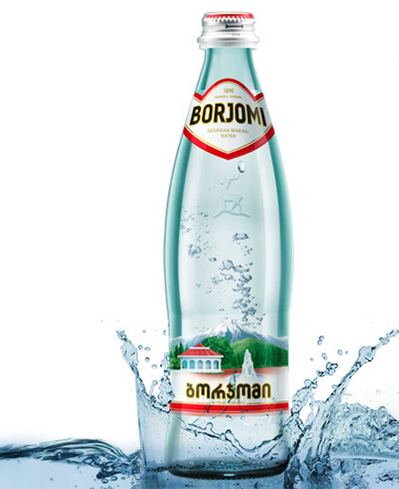 Carbonic >> Water of Borjomi valley