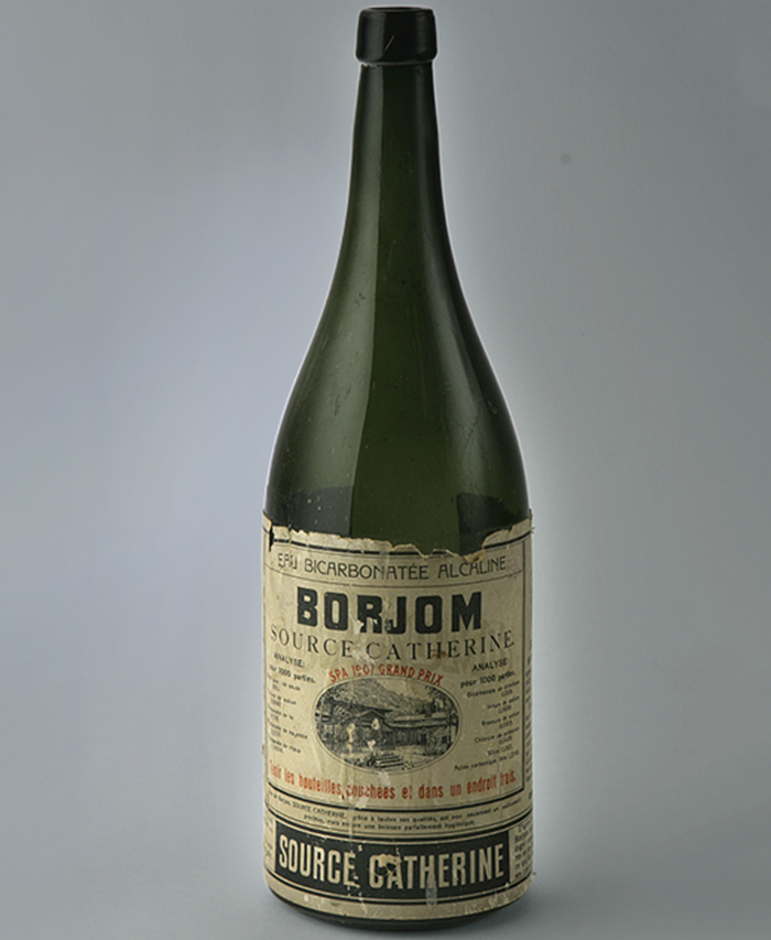BORJOMI – a mineral water brand with a history spanning over 120 years | BORJOMI
